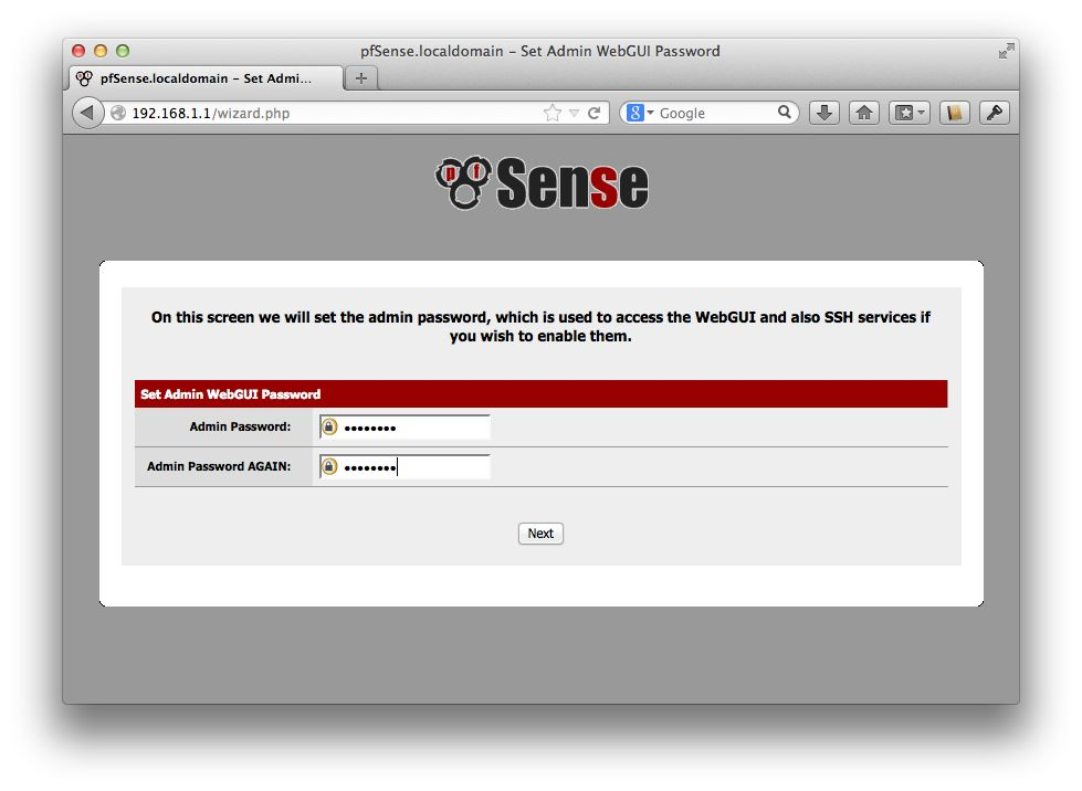Building a Firewall Appliance with pfSense and ALIX2D3